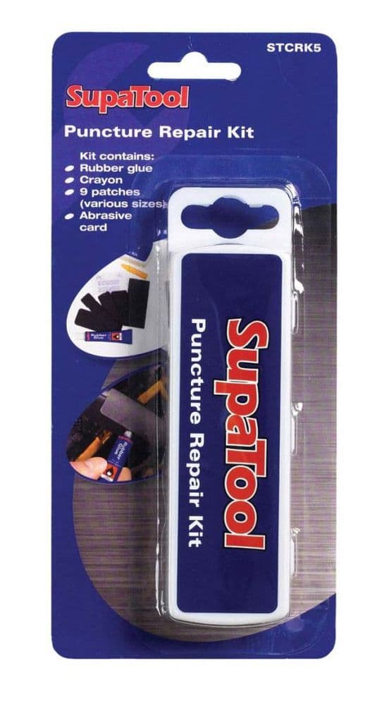 SupaTool Puncture Repair Kit